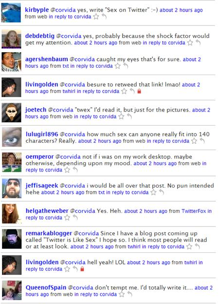 Twitter Poll Responses