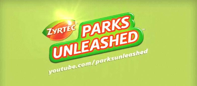 Zyrtec Parks Unleashed