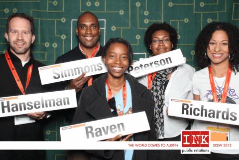 SxSW 2012 Panel on Race & Diversity