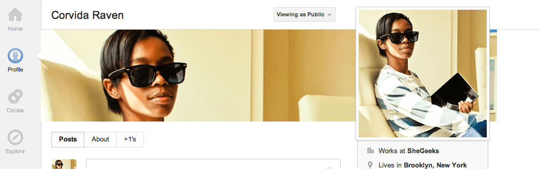 GoogleNewProfile