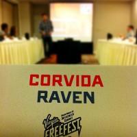 Corvida Raven at Virgin Mobile FreeFest