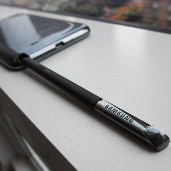 Samsung Galaxy Note II S Pen