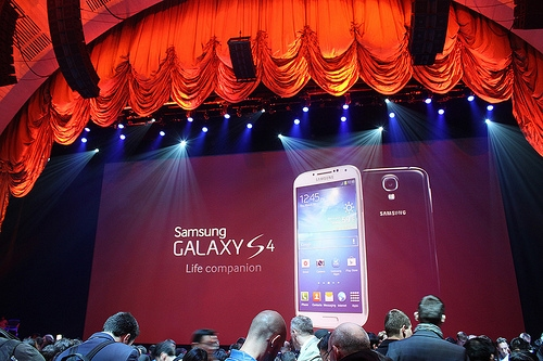 Samsung Galaxy S4 Launch