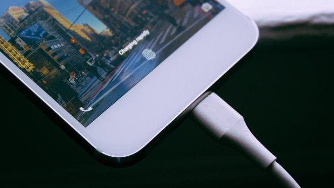 Google Pixel Charging