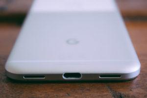 Google Pixel (Bottom)