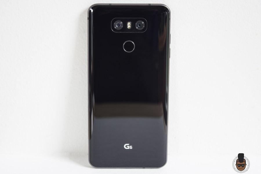 LG G6 - Back