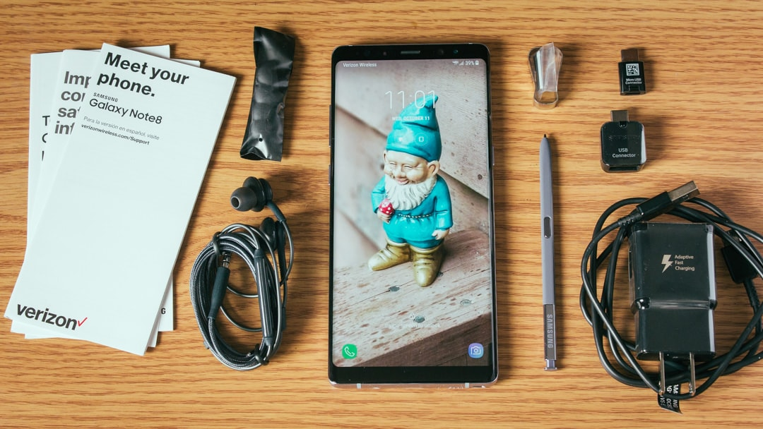 Note 8 Unboxed