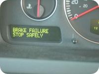 brake failure