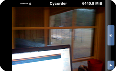 cycorder view