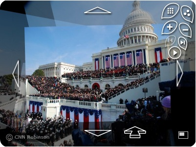 photosynth inauguration