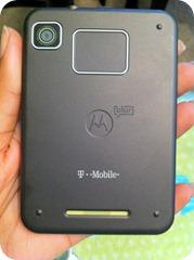 Motorola Charm Back