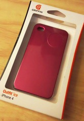 Giffin Tech iPhone 4 Case Pink