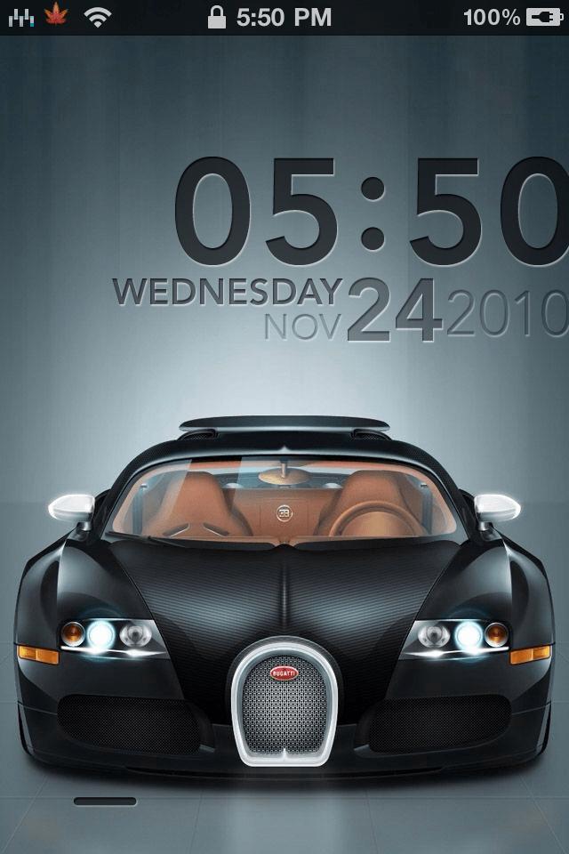 iPhone Lockscreen