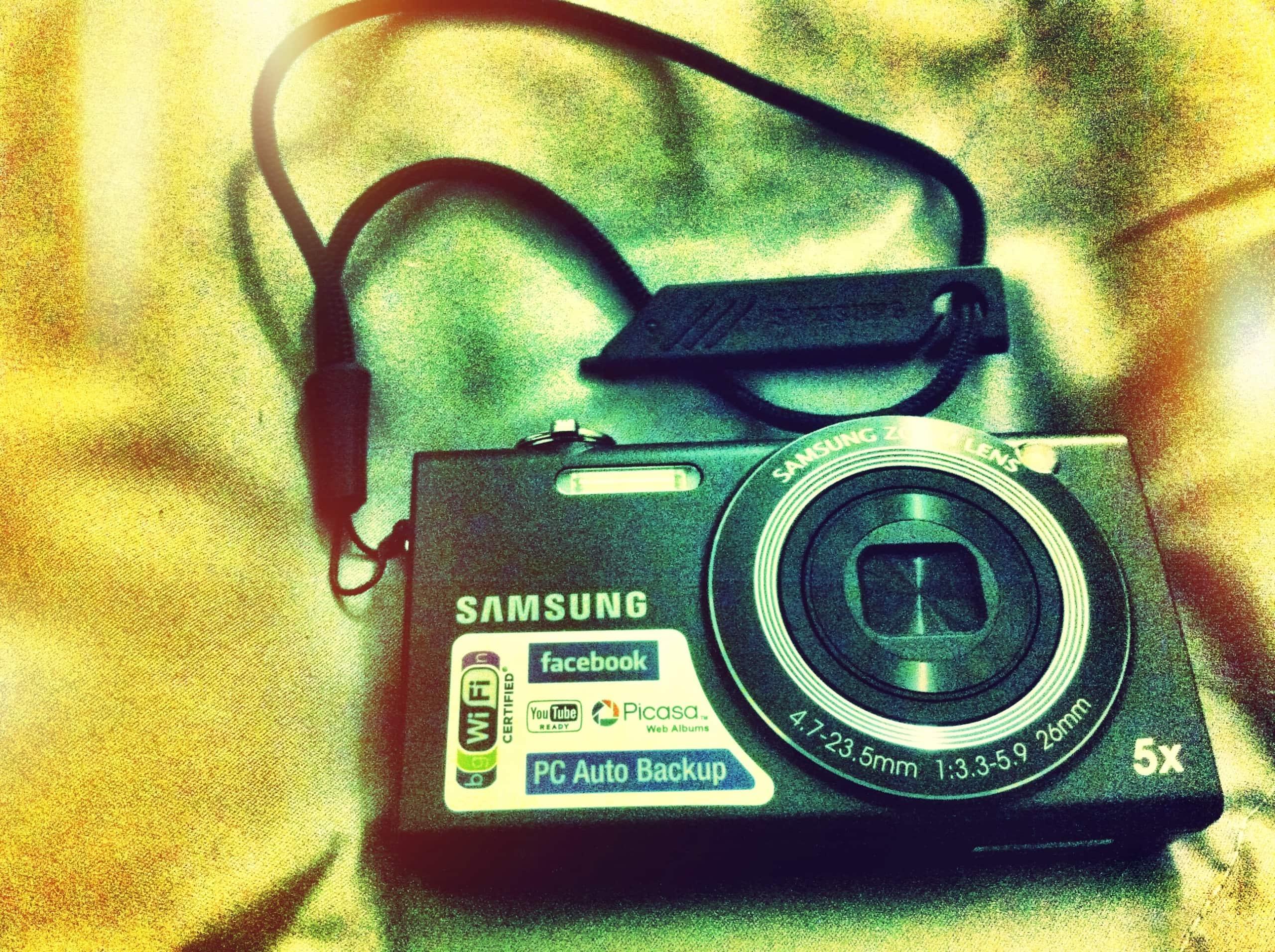 Samsung SH100 Digital Camera