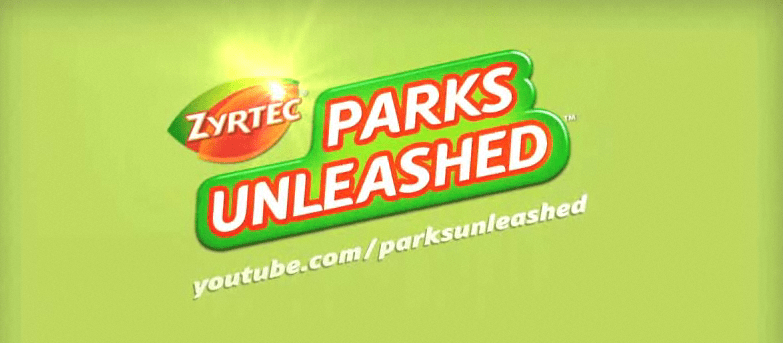 Zyrtec Parks Unleashed