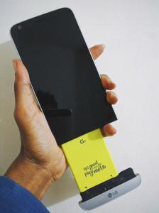 LG G5 battery