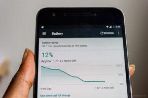 Nexus 6P Battery