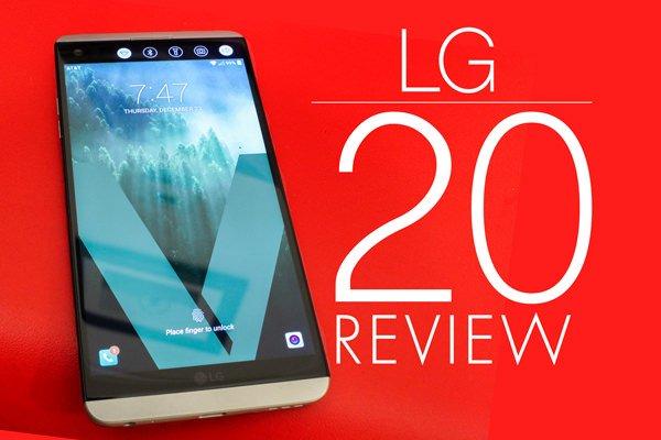 LG V20 Review SheGeeks