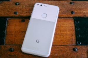 Google Pixel (Back)