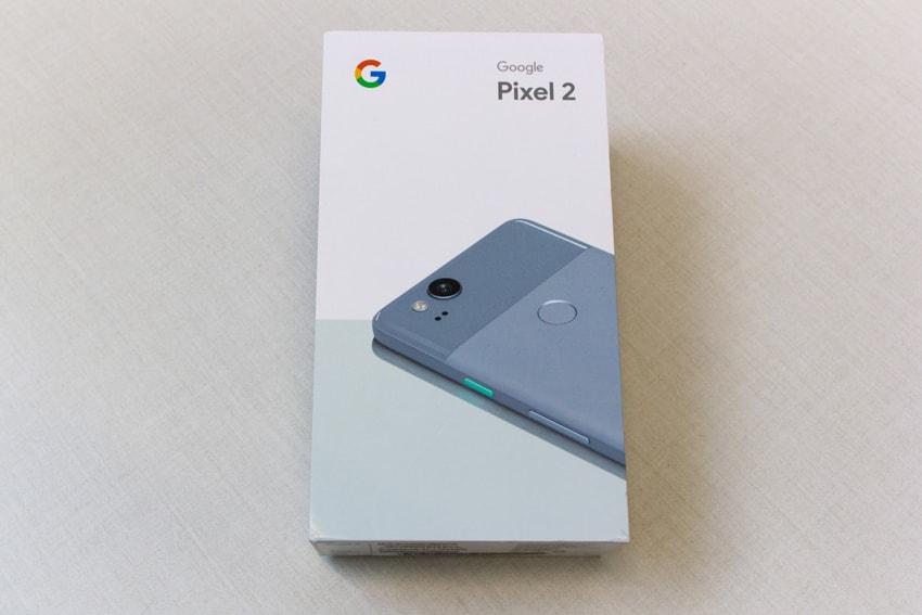 Pixel 2 - Box