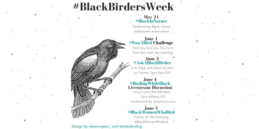 Black Birders Week Programming