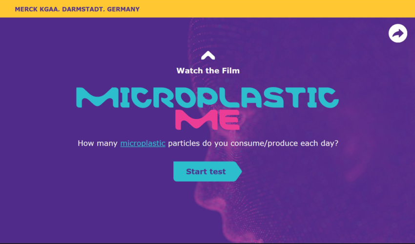 Microplastic Me Site