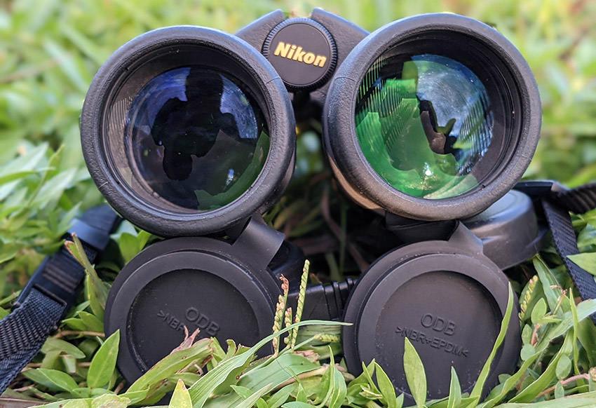 Nikon Monarch 5 8x42 binoculars.
