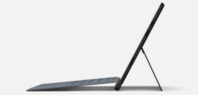 Surface Pro 7 With Type Cover